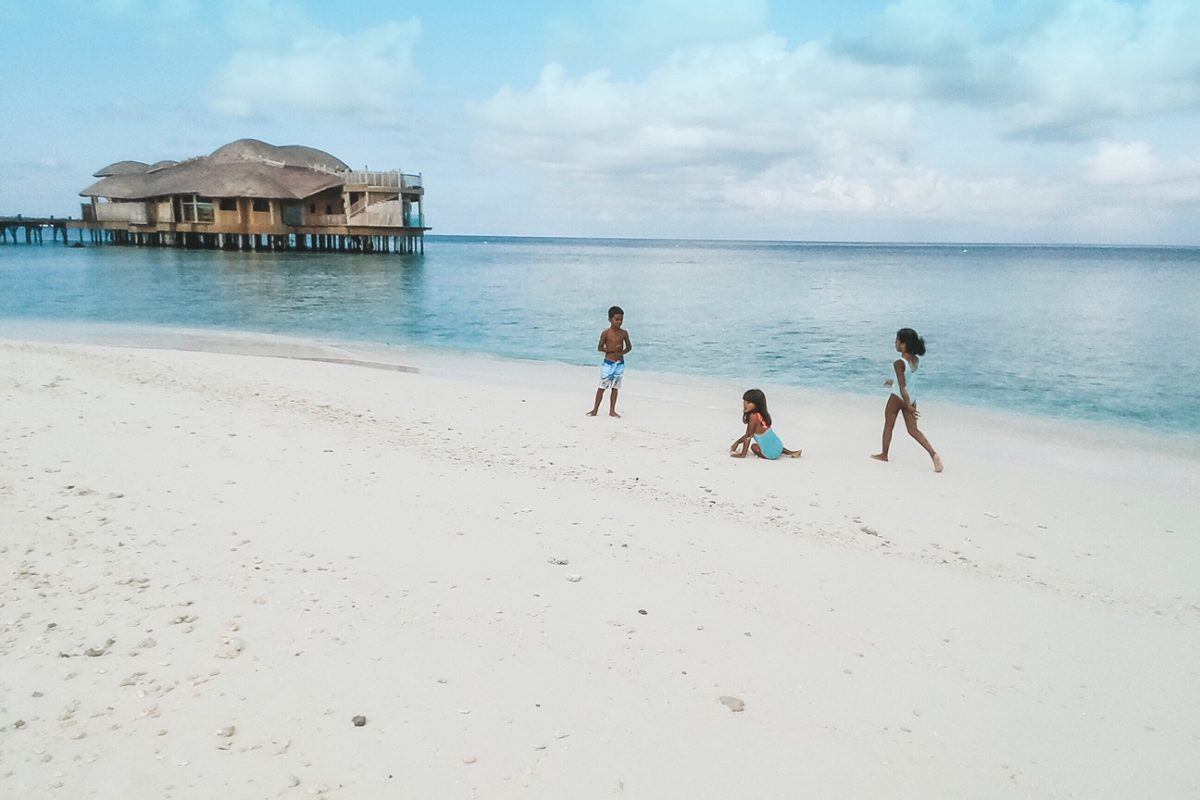 Review: Sustainable travel is on the menu at the Soneva Fushi eco-resort in the Maldives