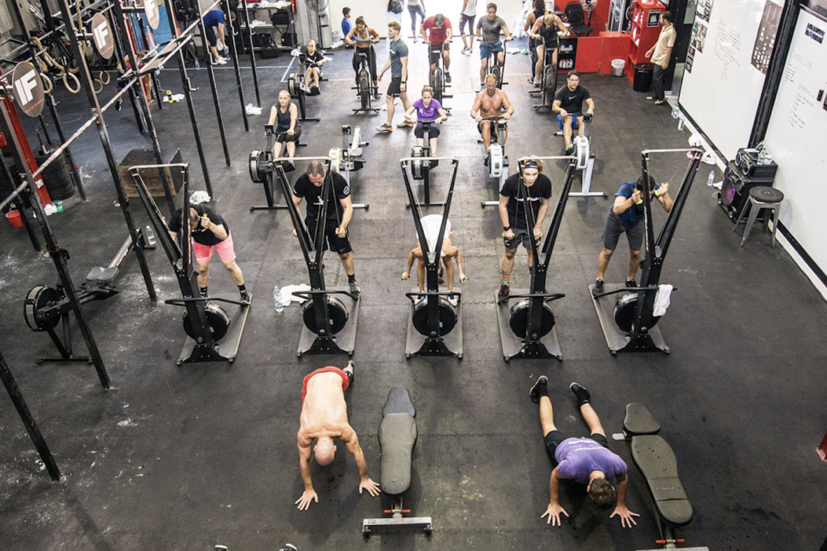 Thinking about getting into CrossFit in the UAE?