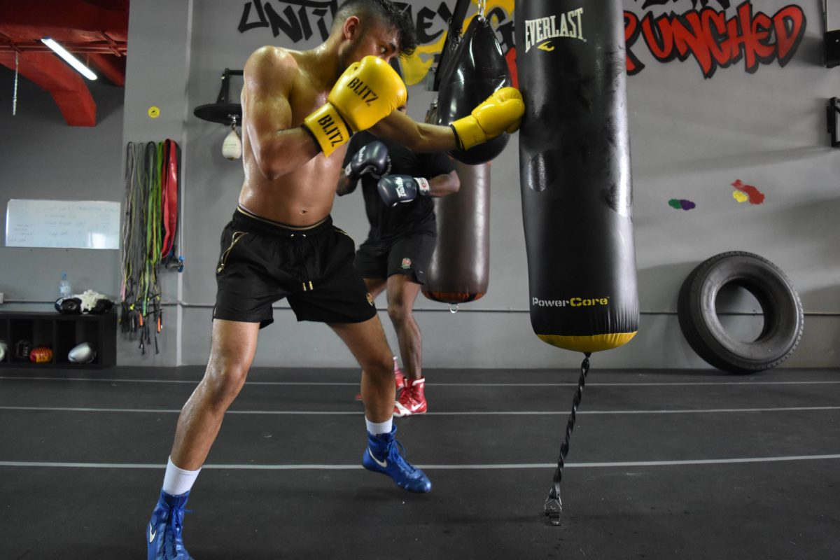 Here are the UAE's best boxing gyms