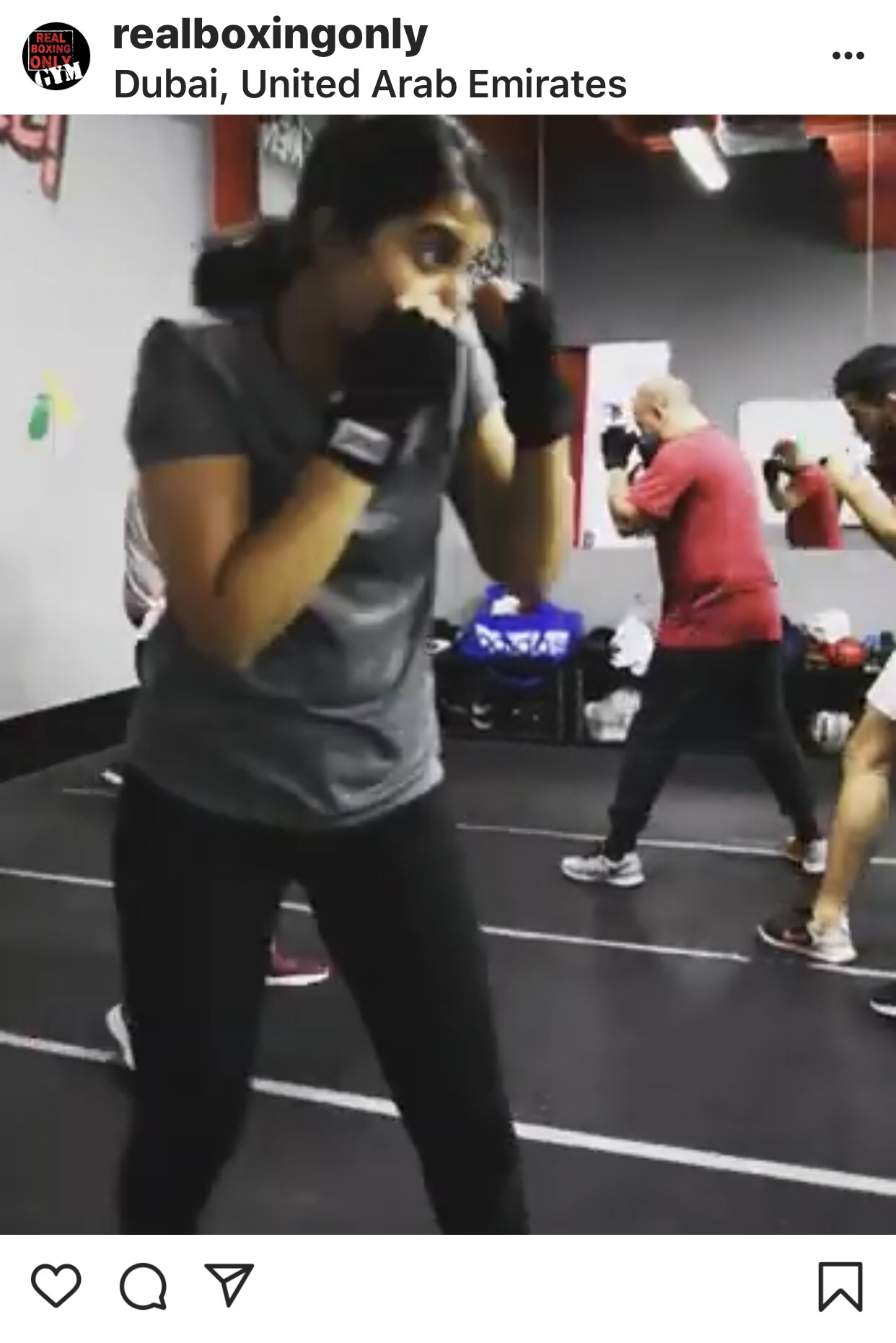 Real Boxing Only